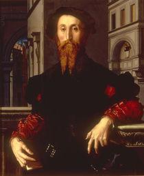 A.Bronzino, Bartolomeo Panciatici by AKG  Images