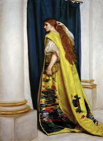 J.E.Millais, Esther by AKG  Images