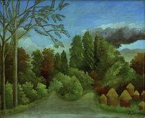 H.Rousseau, Blick auf die Ufer der Oise by AKG  Images