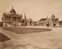 Potsdam, Neues Palais, Communs / Levy by AKG  Images