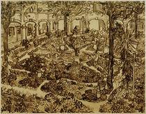 v.Gogh, Garten des Hospitals von AKG  Images