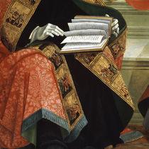 L.Signorelli, Haende des Augustinus by AKG  Images