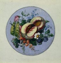 G.F.Kersting, Fruchtstueck im Kreis von AKG  Images