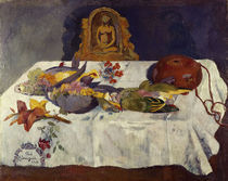 Gauguin, Stilleben mit Papageien/ 1902 by AKG  Images