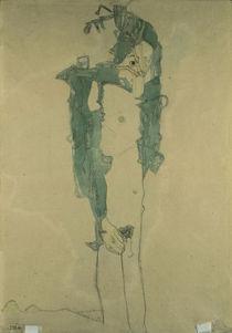 Egon Schiele, Schlafender Knabe by AKG  Images