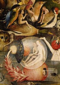 Hieronymus Bosch, Garten der Lueste, Det. von AKG  Images