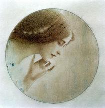 Debussy, Melisande / Zng.v.F.Khnopff by AKG  Images