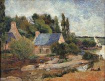 P.Gauguin, Les lavandieres a Pont Aven von AKG  Images