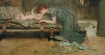 L.Alma Tadema, Das Paradies auf Erden by AKG  Images