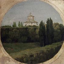 Rom, Villa Borghese / Gemaelde v.Ingres von AKG  Images