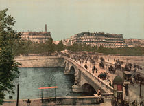 Paris, Pont de l'Alma / Photochrom by AKG  Images