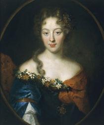 Francoise Marguerite de Grignan /Mignard by AKG  Images