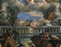 P.Veronese, Triumph Venedig, Ausschnitt by AKG  Images