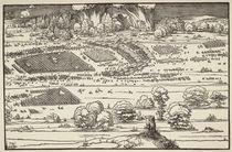 Duerer, Die Belagerung einer Festung II by AKG  Images