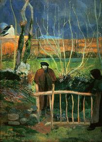 Gauguin, Bonjour M. Gauguin/1889 by AKG  Images