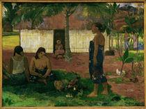 P.Gauguin, Warum bist du aergerlich by AKG  Images