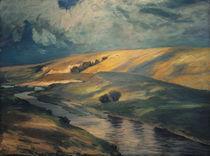W.Leistikow, Wolkenschatten von AKG  Images