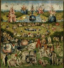 Bosch, Garten der Lueste, Mittel von AKG  Images