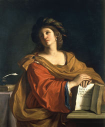 Guercino, Samische Sibylle von AKG  Images