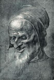 Albrecht Duerer, Kopf eines Apostels von AKG  Images