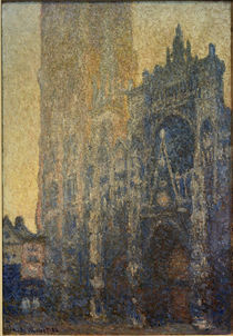 Claude Monet, Kathedrale von Rouen by AKG  Images