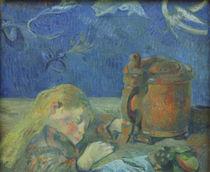 P.Gauguin, Schlafendes Kind von AKG  Images