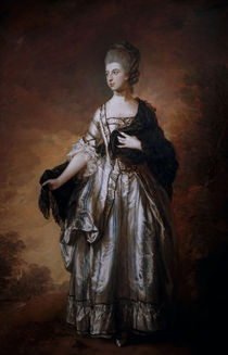 Th.Gainsborough, Isabella Molyneux by AKG  Images