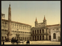 Rom, Piazza di S.Giovanni in Laterano by AKG  Images
