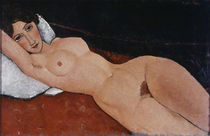 A.Modigliani, Liegender Frauenakt by AKG  Images