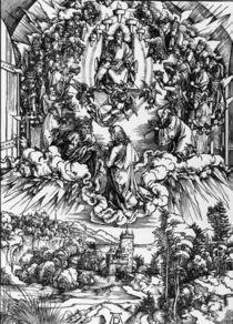 A.Duerer, Johannes vor Gott von AKG  Images