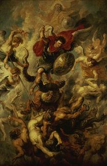 P.P. Rubens, Engelsturz von AKG  Images