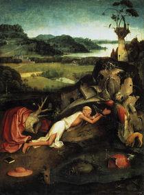H.Bosch, Hl.Hieronymus im Gebet von AKG  Images