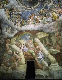 Giulio Romano, Gigantensturz by AKG  Images