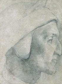 Dante / Zng.v.A.Bronzino von AKG  Images