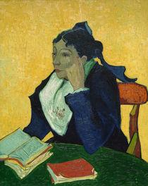 Van Gogh, L'Arlesienne von AKG  Images
