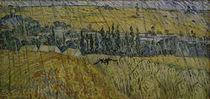 V.v.Gogh, Auvers bei Regen von AKG  Images