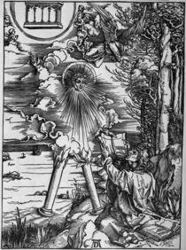 A.Duerer, Johannes verschlingt Buch von AKG  Images