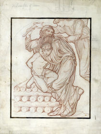 E.Burne Jones, Opferung Isaaks von AKG  Images