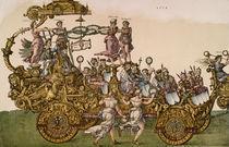 Triumphzug Maximilians I. / Duerer by AKG  Images