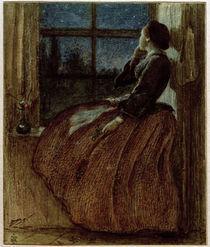 J.E.Millais, A Lost Love by AKG  Images