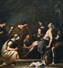 Luca Giordano, Der sterbende Seneca by AKG  Images