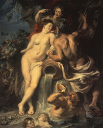 Rubens, Neptun und Cybele by AKG  Images