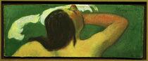 P.Gauguin, Frau in den Wellen by AKG  Images