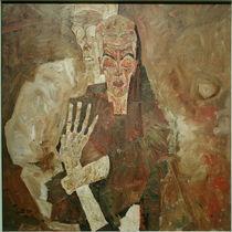 E.Schiele, Tod und Mann von AKG  Images