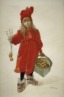C.Larsson, Brita als Idun by AKG  Images