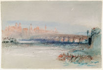 William Turner, Regensburg von AKG  Images