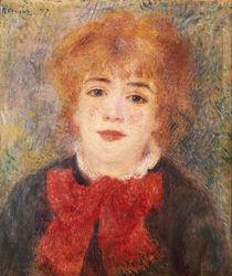 Renoir/ Damenbildnis/ 1877 by AKG  Images