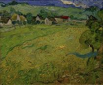V.v.Gogh, Blick auf Les Vessenots by AKG  Images