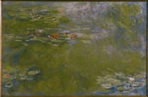 C.Monet, Seerosen (Essen) by AKG  Images