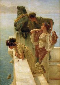L.Alma Tadema, Hohe Warte von AKG  Images
